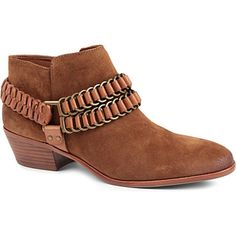 Sam Edleman - Suede Posey boots