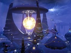 Future Space Stations | Earlier this year io9 pondered the question of what future space ...