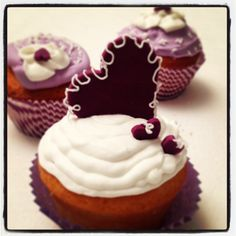 Cupcake al limone