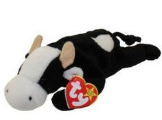 TY Vintage Beanie Baby - Retired - Daisy Cow - 1993 - Mint Condition by MNValuables on Etsy