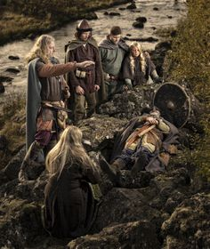 Egill Skallagrimsson funeral by Brynjar Ágústsson on 500px