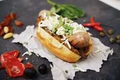 Recept na Hot dog a la Sicília - KAMzaKRÁSOU.sk #food #foodporn #yum #instafood #TagsForLikes #yummy #amazing #instagood #photooftheday #sweet #dinner #lunch #breakfast #fresh #tasty #food #delish #delicious #eating #foodpic #foodpics #eat #hungry #foodgasm #hot #foods