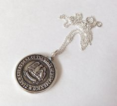 New Mexico Necklace New Mexico Spoon Necklace by GeorginaBaker, $40.00