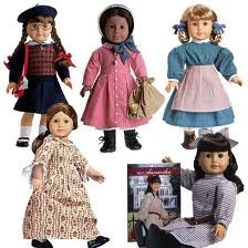 American Girl dolls - my daughters loved these when they were little