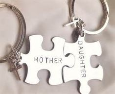 Excited to share this item from my shop: Mother Daughter Gifts, Mother Daughter Keychain, Boyf Diy Gifts For Mom, Diy Mothers Day Gifts, Gifts For Wife, Mother Gifts, Christmas Gift Daughter, Mothers Day Gifts From Daughter, Birthday Gifts For Husband, Christmas Gifts, Mom Daughter