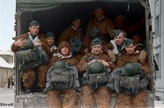 Soldiers of 20. Waffen-Grenadier-Division der SS (estnische Nr. 1)