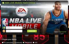 NBA LIVE Mobile cash generator http://gamingroad.net/cheats-detail/nba-live-mobile-cash-hack-mod-apk-tricks/