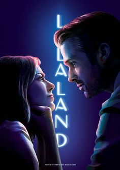 Alternative Movie Poster Movement - La La Land by Flore Maquin - Film Movie, Series Movies, Movies Showing, Movies And Tv Shows, Damien Chazelle, Wallpaper Animes, Hd Wallpaper, Films Cinema, Movie Poster Art