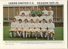 Leeds Utd  1971-72 (The Best Ever)