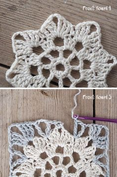 Lululoves - Crochet Potholder Pattern