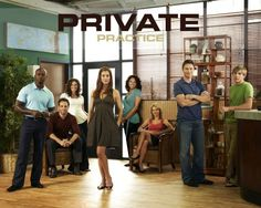 Not sure what Private Practice Episode to watch? Let the TV Show Episode Generator select a random Private Practice episode for you. Grey's Anatomy, Santa Monica, Movies Showing, Movies And Tv Shows, Series Movies, Tv Series, Watch Greys Anatomy, Kate Walsh, Private Practice