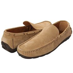 #blanca #men #beige #casual #shoes Men's Wardrobe, Footprints, Dapper, Moccasins, Casual Shoes, Beige, Flats, How To Wear, Fashion