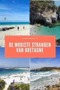 FrankrijkPuur.nl | De mooiste stranden van Bretagne #frankrijkpuur #frankrijk #stranden #bretagne