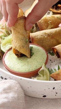 Tasty Vegetarian Recipes, Vegan Dinner Recipes, Veg Recipes, Mexican Food Recipes, Whole Food Recipes, Cooking Recipes, Vegan Recipes Videos, Vegan Foods, Appetizer Recipes