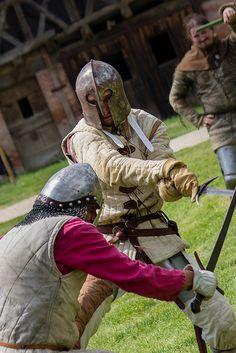medievallove:  même pas mal by wallezj on Flickr.