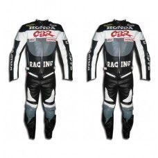 Honda CBR Premium Quality Men's Motorcycle Leather Racing Suit