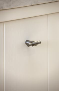 FORMANI: ONE cabinet pull designed by Piet Boon