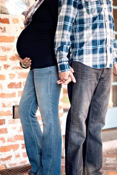 Outdoor Maternity Picture