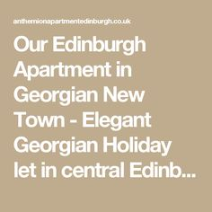 Outlander series film locations map highlights scottish history our edinburgh apartment in georgian new town elegant georgian holiday let in central edinburgh location sciox Images