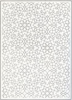 arabic pattern with explanation Geometric Pattern Design, Geometry Pattern, Geometry Art, Graphic Patterns, Geometric Designs, Abstract Pattern, Print Patterns, Islamic Art Pattern, Arabic Pattern