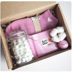 Super Gifts For Mom Birthday Box Ideas Presents For Best Friends, Birthday Gifts For Best Friend, Friend Birthday, Best Friend Gifts, Birthday Presents, Gifts For Mom, Christmas Presents For Sisters, Gifts In A Box, Happy Birthday Gifts