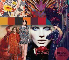 Fall 2014 Fashion Trends | TRENDS // TELIO . FALL/WINTER 2014-15 COLOUR FORECAST
