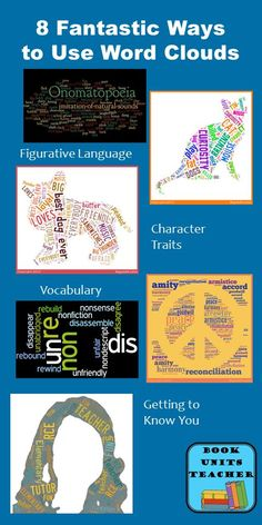 8 Fantastic Ways to Use Word Clouds