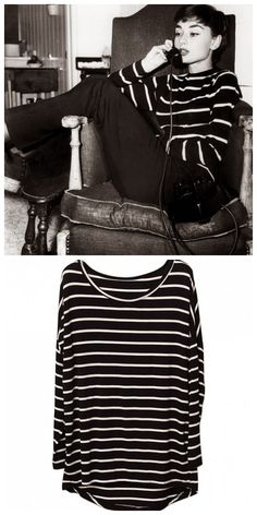 : 9 ways to dress like Audrey Hepburn