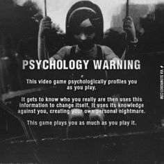 This could be the scariest video game ever!