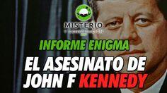 Informe Enigma - El asesinato de John F Kennedy - http://www.misterioyconspiracion.com/informe-enigma-asesinato-john-f-kennedy/