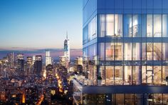 Un mega attico per Rupert Murdoch nel One Madison di #Manhattan | #Casedilusso #NewYork