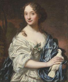 https://flic.kr/p/o2ZNAa | 17th C. Dutch School - PORTRAIT OF A LADY