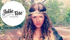 #headband bijou #jolietete Article coup de coeur du Blog Carnet de Shopping, 30/11/2012