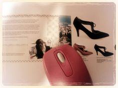 Estación diseño ♡ Loli Van Harden. Mouse pink