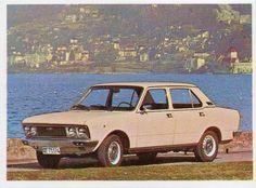 Fiat 132 S mkI