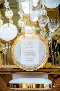 Идеи сервировки и украшения стола. Свадебная сервировка. Праздничная сервировка стола. Сервировка стола, свадьба украшения, золото, хрусталь, свадебный декор, свадебный декор 2016, свадебные идеи, свадебные цветы, свадебные декорации, свадебные композиции, свадебный декор