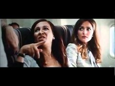"""Bridesmaids Airplane Scene--this makes me laugh every time! """"Help me, I'm poor."""""""