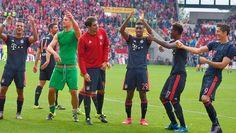FC Bayern München: Starke zweite Halbzeiten