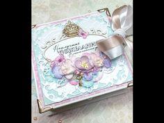 (4) Коробочка для денежного подарка !!! - YouTube