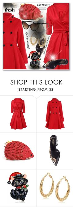 """""""RG Fashion"""" by sneky on Polyvore featuring moda i Yves Saint Laurent"""