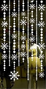 snowflake curtains, will put in front of her window with icy blue shear curtains!!! This is a must!
