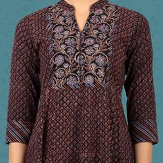 New Arrivals for Women - Buy Latest Collection of Women's Clothing Red Black, Black And Grey, Bandhani Dress, Earthy Color Palette, Summer Suits, Mirror Work, Kurta Designs, Eid Mubarak, Western Wear