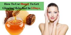 Get a glowing skin in just 5 days smile emoticon Take a look.