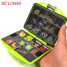 100 Pcs Set Fly Fishing Tackle Accessories Stainless Fishhooks Fishing Lead Ball Bearing Swivels Interlock Snap Float Connector  $US $7.49 & FREE Shipping //   http://fishinglobby.com/100-pcs-set-fly-fishing-tackle-accessories-stainless-fishhooks-fishing-lead-ball-bearing-swivels-interlock-snap-float-connector/    #fishinf