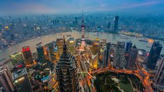 Good Night Shanghai by Andy Yeung