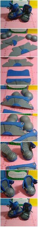 Pap de zapatos de Ana Ortiz