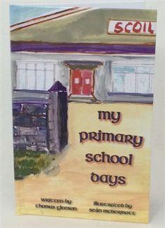 My Primary School Days book Teacher Name, Day Book, Personalized Books, Primary School, School Days, Children, Kids, Names, Joy