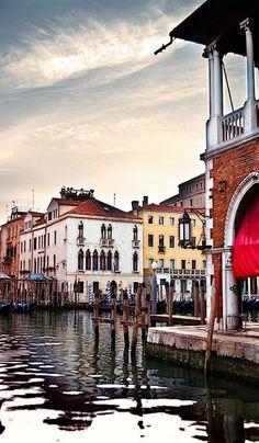 Venezia by Alessandro Guerani