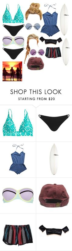 """""""Untitled #1143"""" by amae03 on Polyvore featuring J.Crew, MINKPINK, American Apparel, T. Patterson, Kiss The Sky, River Island, rag & bone and OneTeaspoon"""