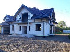 Plans Architecture, Architecture Design, Home Fashion, Traditional House, Apartments, House Plans, Construction, Exterior, Cabin
